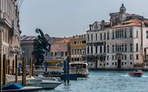 <p>Italian passports are valid for three, five or 10 years depending on the applicant's age at the time. The data pages are not only printed in Italian, but also in French and English. At one point, the Italian passport was voted third best in the world. (Getty) </p>