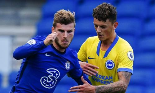 Brighton give Ben White new contract after fending off Leeds interest