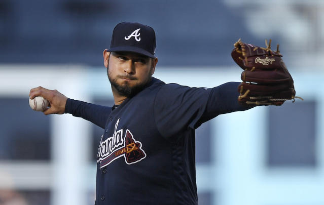 Aníbal Sánchez had his hotel room broken into during a game. (AP Photo)