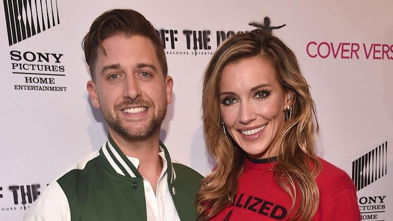 Katie Cassidy Files for Divorce From Husband Matthew Rodgers