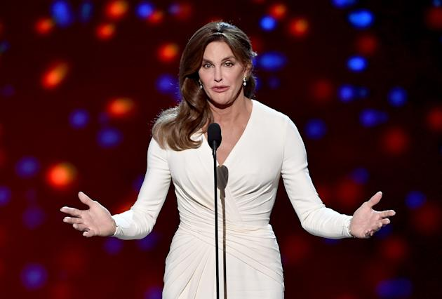 Celebrities like Caitlyn Jenner have helped raise awareness about transgender issues. (Getty Images)