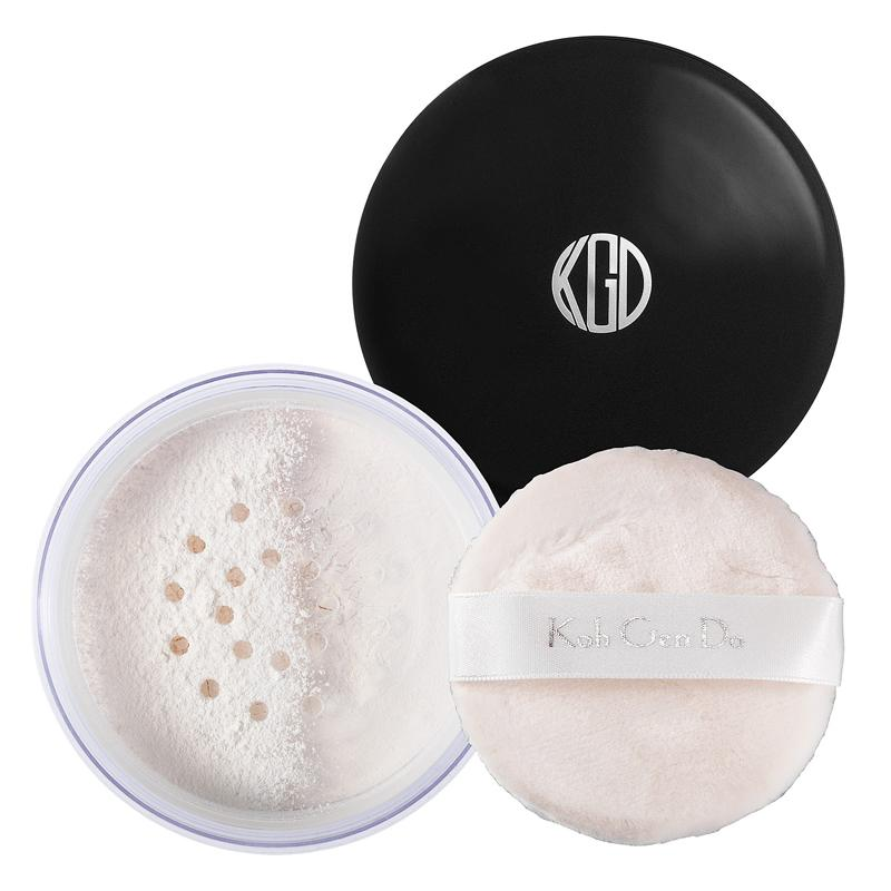 """<p>""""I love Koh Gen Do Pressed Powder in Jar, Radiant Finish. It sets the makeup beautifully without looking dry or powdery, and it gives skin a radiant glow that looks fresh and polished. The powder is sheer so it doesn't disturb your makeup color or leaves skin looking cakey and dry."""" -Nick Barose, celebrity makeup artist who works with Gugu Mbatha-Raw</p> <p>$42 