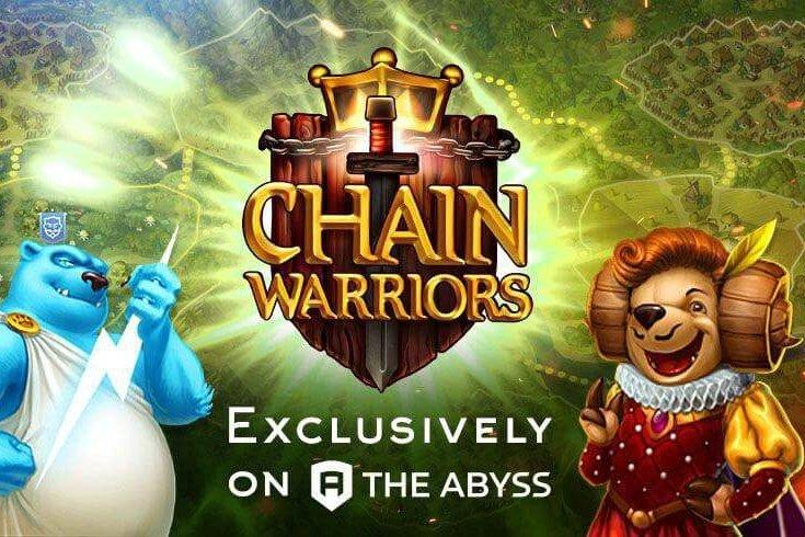 Chain Warriors is now available on The Abyss