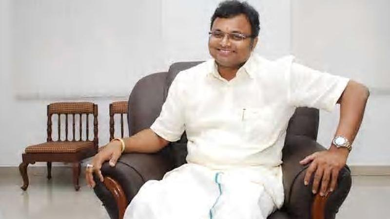Karti Chidambaram Went Abroad to Close Bank Accounts: CBI to SC