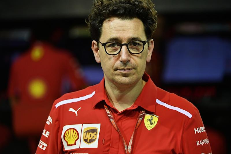 Anderson: Ferrari was wrong to pick Binotto