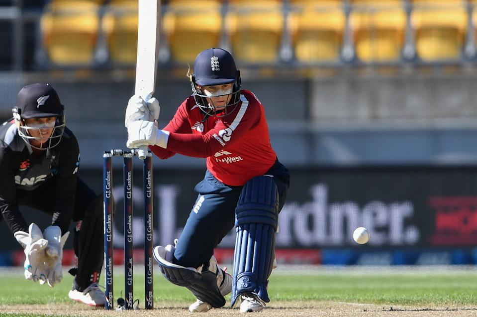 <p>England's Tammy Beaumont is the highest-ranked ODI batter in women's cricket</p> (Getty Images)