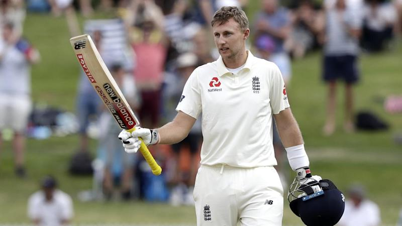 England skipper Joe Root scored his 17th Test ton in the second Test against New Zealand