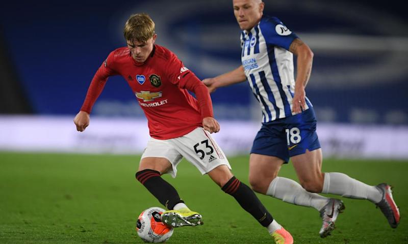 Brandon Williams had a breakout season at left-back for Manchester United and can also play on the right.