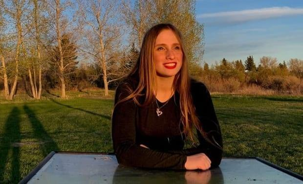 Strate's parents say her health deteriorated quickly after being exposed to COVID-19. She died at Chinook Regional Hospital in Lethbridge on Monday.