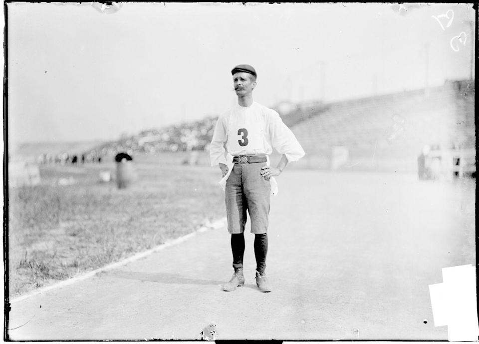 """<p>St. Louis hosted the 1904 Olympics, which was widely considered to be <a href=""""http://www.history.com/news/8-unusual-facts-about-the-1904-st-louis-olympics"""" rel=""""nofollow noopener"""" target=""""_blank"""" data-ylk=""""slk:one of the weirdest ones ever held"""" class=""""link rapid-noclick-resp"""">one of the weirdest ones ever held</a>. Only 12 countries attended and the games lasted over five months. The oddest event was the marathon. One runner was chased out of the marathon by a pack of dogs, while the <a href=""""http://jalopnik.com/5928842/the-first-winner-of-the-1904-olympic-marathon-used-a-car-the-second-winner-used-drugs-and-booze"""" rel=""""nofollow noopener"""" target=""""_blank"""" data-ylk=""""slk:&quot;winner&quot; hitched a ride"""" class=""""link rapid-noclick-resp"""">""""winner"""" hitched a ride</a> on a car for most of the race. Then there was competitor Felix Carvajal de Soto, who actually stopped during the marathon to take a nap — and still managed to come in fourth!</p>"""