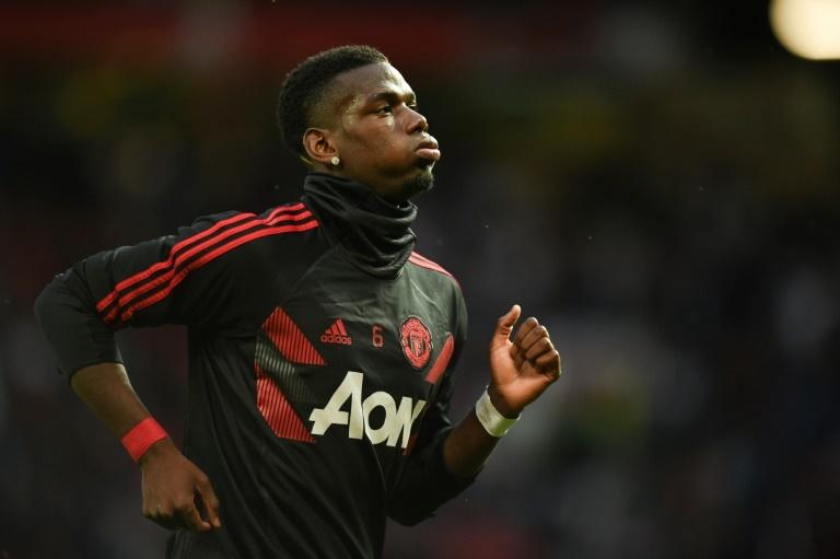 Paul Pogba says Manchester United will not give up despite a poor start to their Premier League campaign