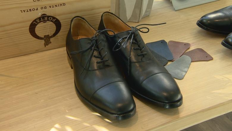Federal finance minister to wear Edmonton company's shoes for Wednesday budget