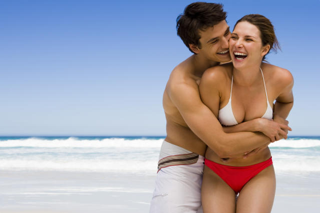 """<div class=""""caption-credit""""> Photo by: Rodale Inc.</div><div class=""""caption-title"""">Have More Sex</div><p> <b>2. Have more sex</b> <br> Get busy with your partner three times a week (hey, it's for your health!). Couples in their mid-40s who have sex that often look up to 12 years younger than those who enjoy intercourse less frequently, a 10-year Scottish study concluded. Researchers found that the faces of sexually active couples were less lined and wrinkled, and their skin was smoother and more supple. They credited oxytocin, a stress-reducing chemical that is released during sex, for turning back the clock. <br> <b>More from Prevention: <br> <a href=""""http://www.prevention.com/beauty/beauty/50-style-and-beauty-rules-every-woman?cm_mmc=Yahoo_Blog-_-PVN_Shine-_-8%20Easiest%20Age%20Erasers%20Ever-_-50%20Style%20And%20Beauty%20Rules%20For%20Every%20Woman"""" rel=""""nofollow noopener"""" target=""""_blank"""" data-ylk=""""slk:50 Style and Beauty Rules for Every Woman"""" class=""""link rapid-noclick-resp"""">50 Style and Beauty Rules for Every Woman</a></b> <br> </p>"""