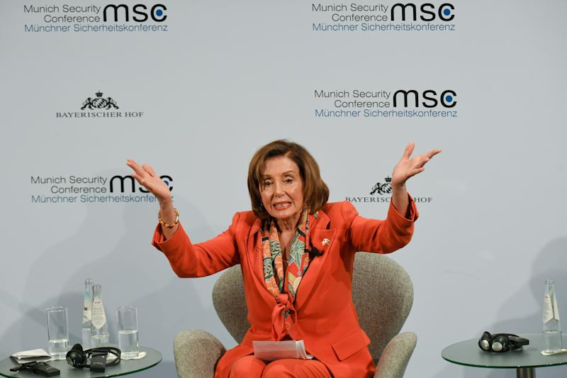 'Nancy Pelosi and Donald Trump see Huawei the same.' 5G in Europe aligns America's top political rivals