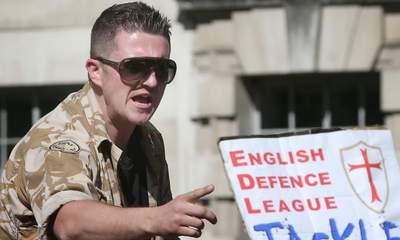 EDL: Tommy Robinson 'Quits Far-Right Group'