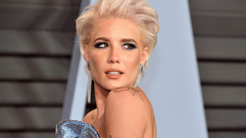 So, Did Halsey & Evan Peters Break Up? Fans Are Convinced She's Back With Her Ex