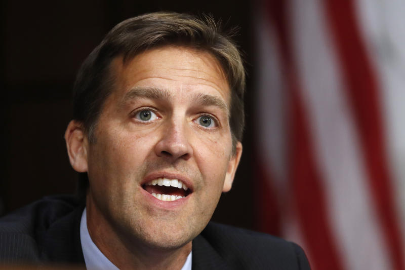 Nebraska Sen. Ben Sasse Says He 'Regularly' Considers Leaving the GOP