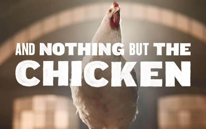 An advert for Kentucky Fried Chicken was one of the most complained about adverts in 2017 - PA