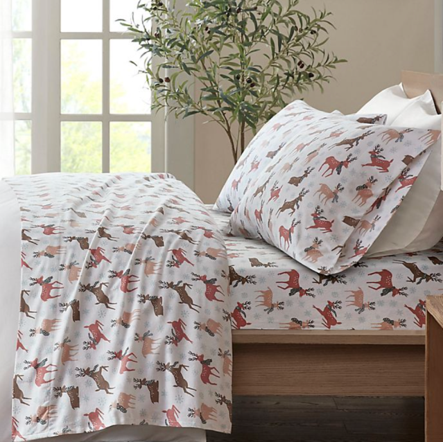 9 Seriously Soft Sheet Sets To Snuggle Up In For Fall And Winter