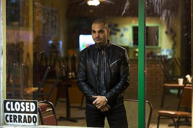 Michael Mando as Nacho Varga in AMC's 'Better Call Saul' (Photo: Michele K. Short/AMC/Sony Pictures Television)