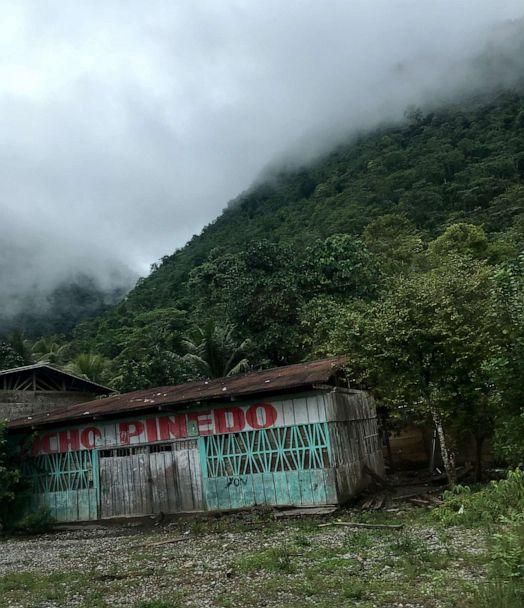PHOTO: Peru's Ucayali and Huánuco regions have seen a surge in drug trafficking amid lockdowns during the Covid-19 pandemic. Deforestation, threats, and bloodshed on indigenous land have resulted. (Neil Giardino)