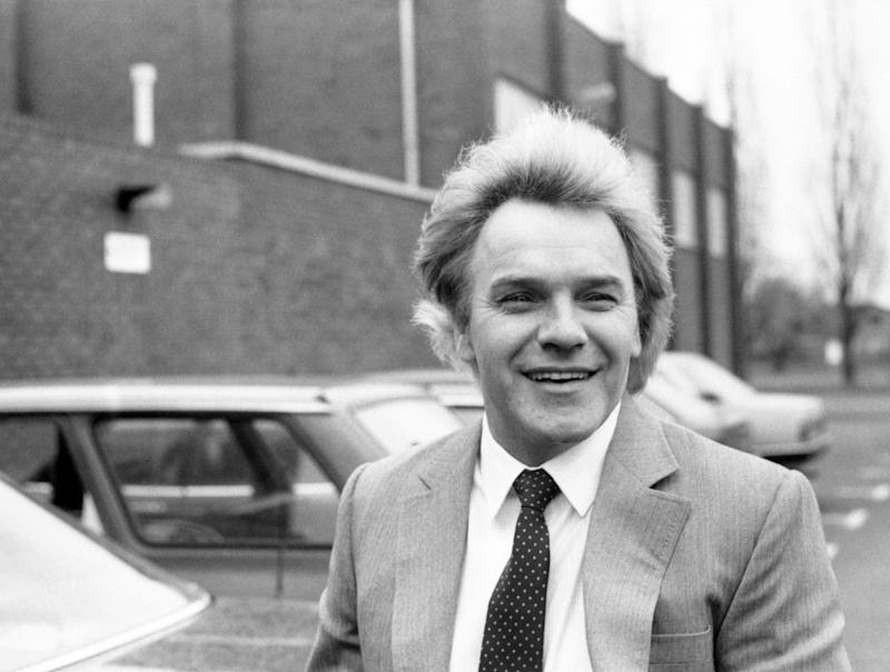 English comedian Freddie Starr. (Photo by PA Images via Getty Images)