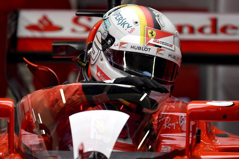 Vettel suffers dizziness testing Shield