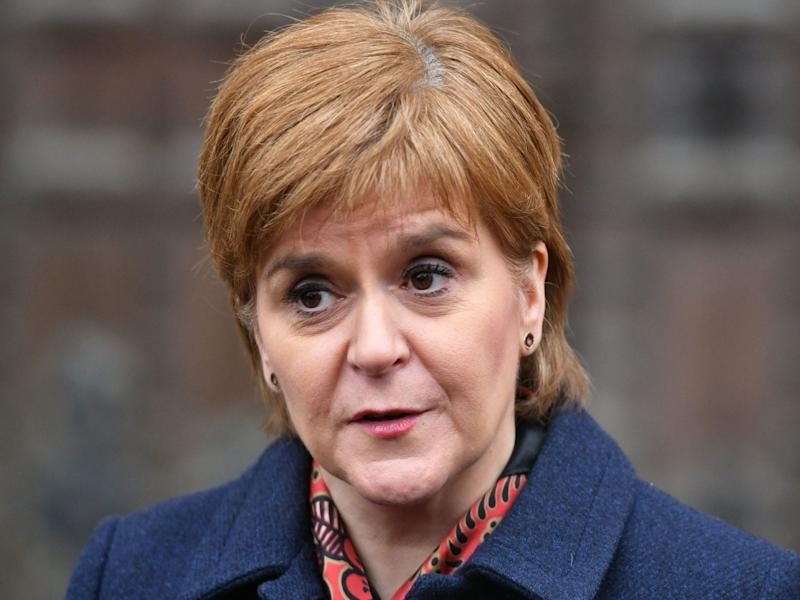 Nicola Sturgeon insists the UK is 'not remotely prepared' to leave the European Union: PA
