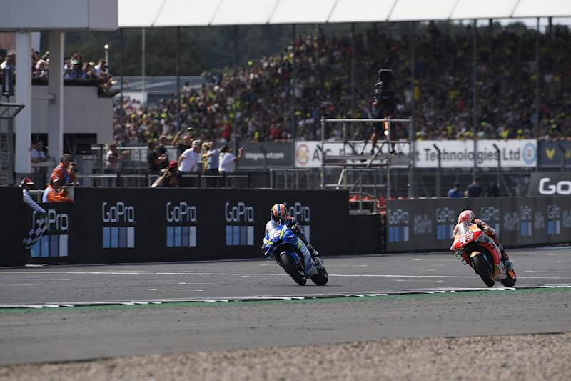 British and Australian MotoGP rounds cancelled for 2020