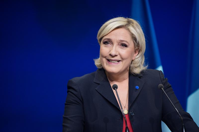 Don't Dismiss Marine Le Pen's Chances at Winning the French Election