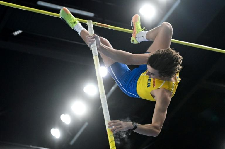 Reaching for the sky: Armand Duplantis re-wrote the pole vault record books in 2020
