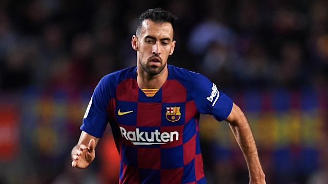 Sergio Busquets' late withdrawal prior to Barcelona-Real Madrid raised eyebrows but Ernesto Valverde say he was out with illness.