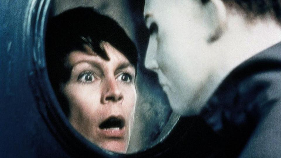 <p>It's hardly surprising that both leading lady Jamie Lee Curtis and studio Dimension Films wanted Carpenter to direct this movie marking the 20th anniversary of his groundbreaking slasher classic 'Halloween.' However, the studio would not meet his requested fee and hired 'Friday the 13th Part 2' director Steve Miner instead. (Picture credit: Dimension) </p>