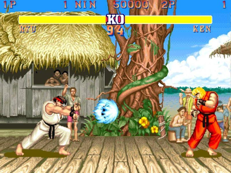 Street Fighter II was first released in 1991. (Capcom)