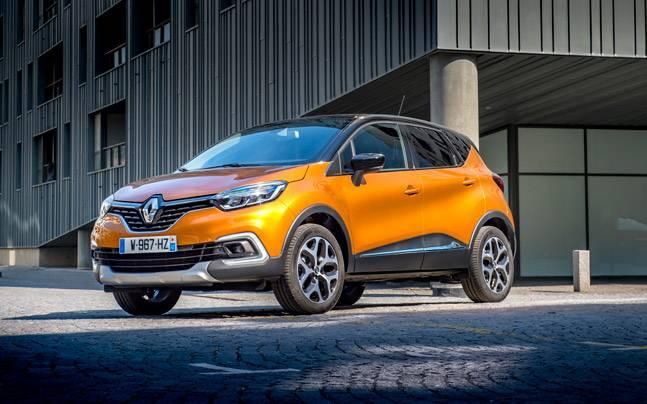 Renault's new offering in India will the crossover Kaptur that is already on sale in Russia and some South American markets.<br />