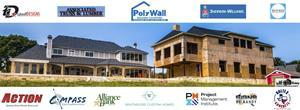 Passive House project on Lake Ray Hubbard near Dallas, Texas.