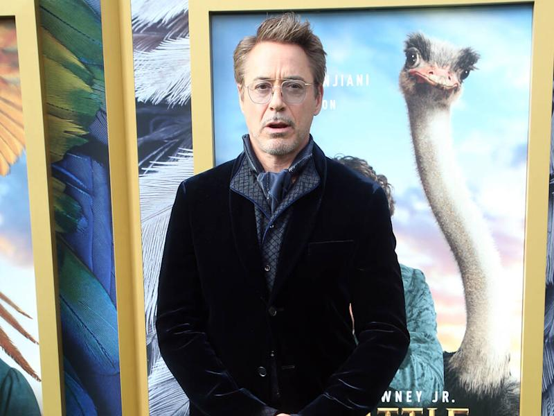 Robert Downey, Jr.'s son took 'pity on him' following final Iron Man appearance