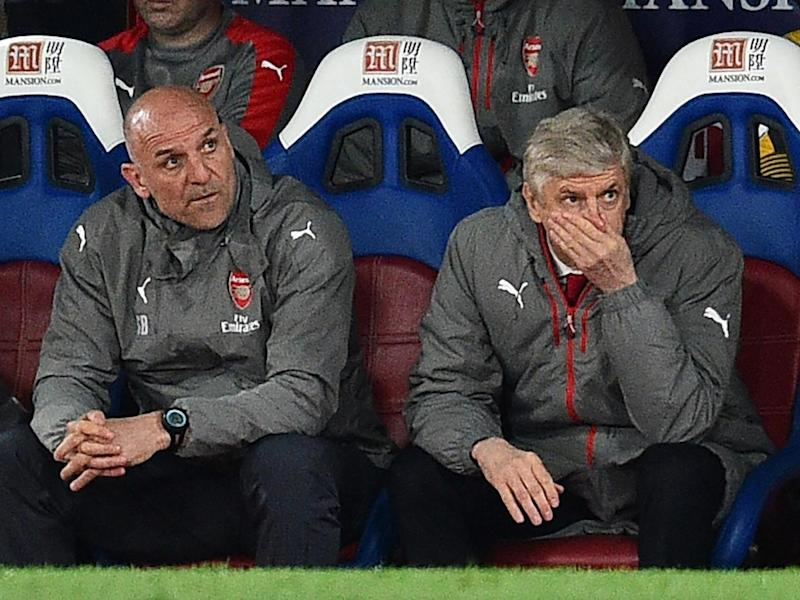 Arsenal need a change of fortunes to turn their season around (Getty)