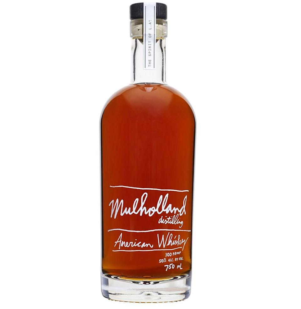 """<p><a class=""""link rapid-noclick-resp"""" href=""""https://shop.mulhollanddistilling.com/"""" rel=""""nofollow noopener"""" target=""""_blank"""" data-ylk=""""slk:Shop"""">Shop</a> <em>mulhollanddistilling.com</em></p><p>One of the great """"that guy"""" character actors working today, Goggins' LA-based company, of which he is a co-founder, offers a sourced American whiskey, vodka, and gin.<br> <strong><br><em>Taste: </em></strong>5<strong><br></strong><em><strong>Star power:</strong> </em>5<strong><br></strong><em><strong>Shamelessness:</strong> </em>2<br></p>"""