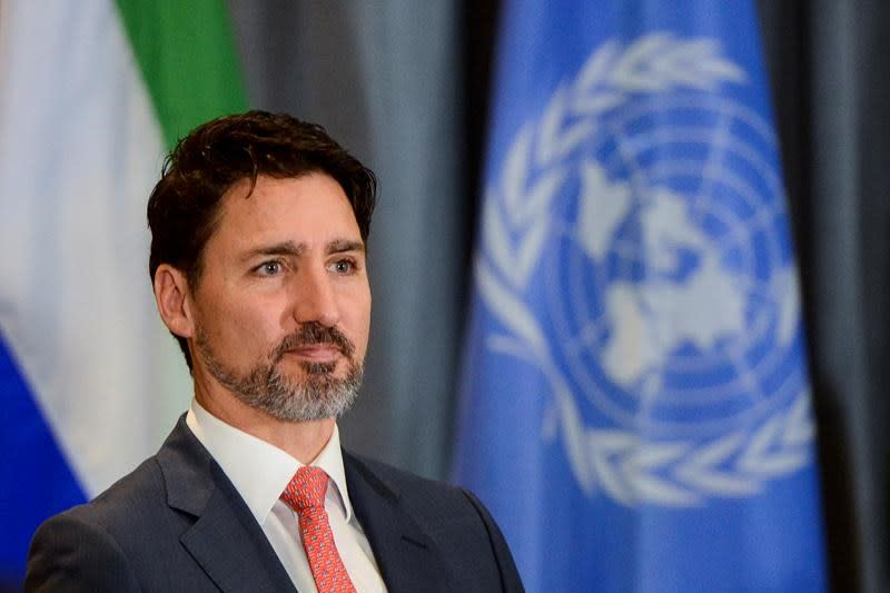 Trudeau misses deadline for disclosing private interests to ethics commissioner