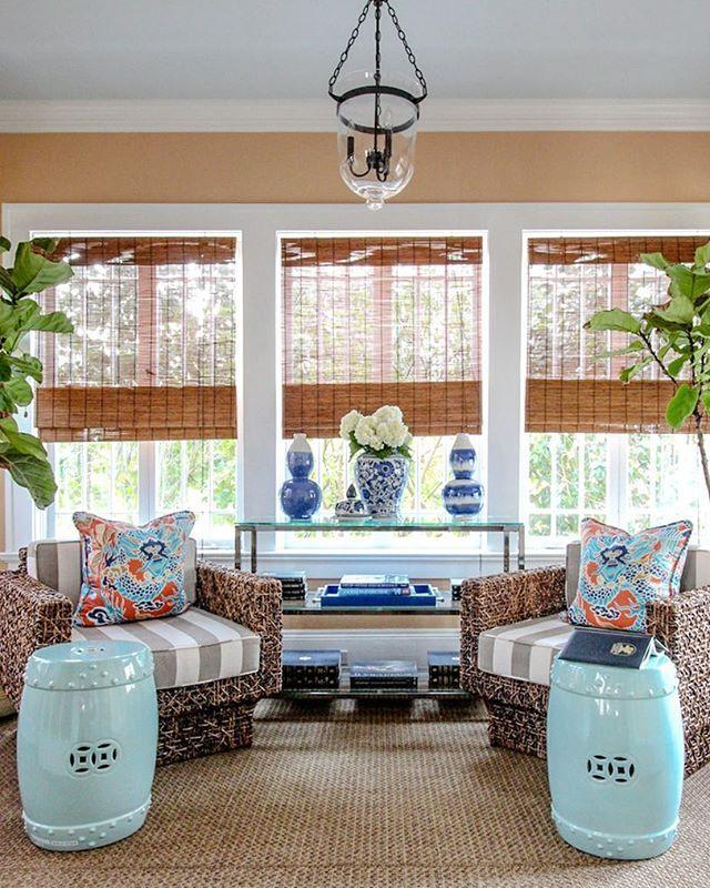 """<p>Atlanta-based Ward creates warm, highly photogenic spaces using tried-and-true classics, like Louiz XVI armchairs and parsons tables, often freshened up with bright, preppy upholstery. </p><p><a href=""""https://www.instagram.com/p/BtUScWhnqwv/?utm_source=ig_embed&utm_medium=loading"""" rel=""""nofollow noopener"""" target=""""_blank"""" data-ylk=""""slk:See the original post on Instagram"""" class=""""link rapid-noclick-resp"""">See the original post on Instagram</a></p>"""