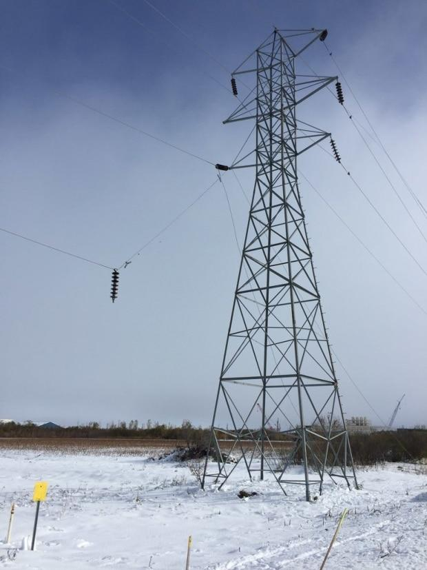 Submitted by Manitoba Hydro