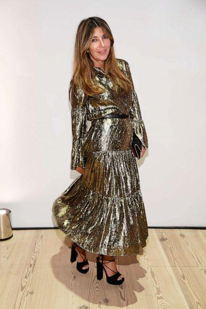 PHOTO: Nina Garcia attends the Whitney Museum of American Art Gala + Studio party, April 09, 2019, in New York City. (Dimitrios Kambouris/Getty Images)