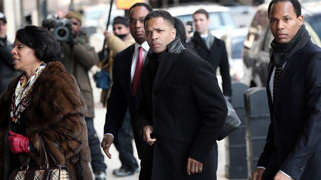Jesse Jackson Jr. Pleads Guilty