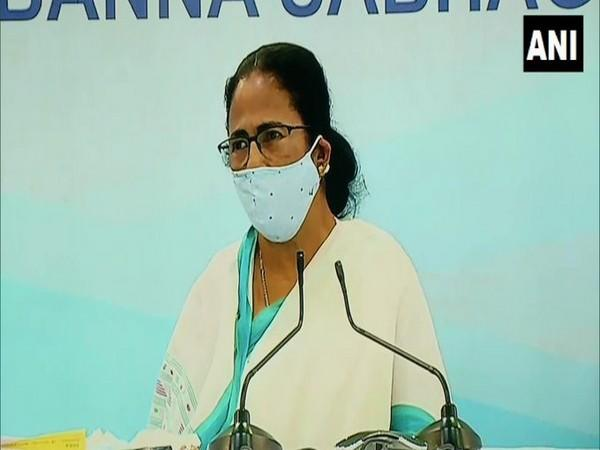 West Bengal Chief Minister Mamata Banerjee. (Photo/ANI)