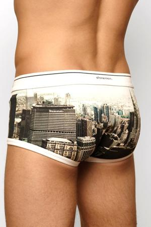 "<p>Underwear that makes a statement - yes please! We love these men's boxer briefs ($39) featuring the New York City skyline. Very compelling! Visit <a rel=""nofollow"" href=""https://www.stonemen.com/"">www.stonemen.com</a> for stockists.</p>"
