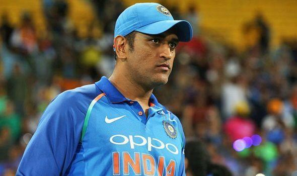 What MS Dhoni's future holds is anyone's guess at the moment