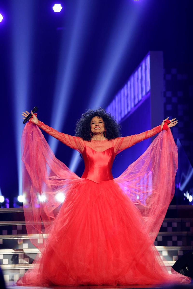 The legendary Diana Ross (Photo: CBS Photo Archive via Getty Images)