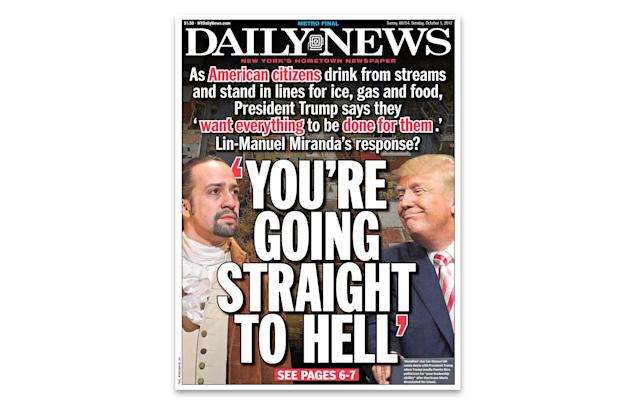 Image: Daily News
