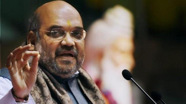 Reacting to a tweet of the BJP wing of Karnataka, Amit Shah asked Congress government why youth raising pro-Modi slogans were arrested in Karnataka.